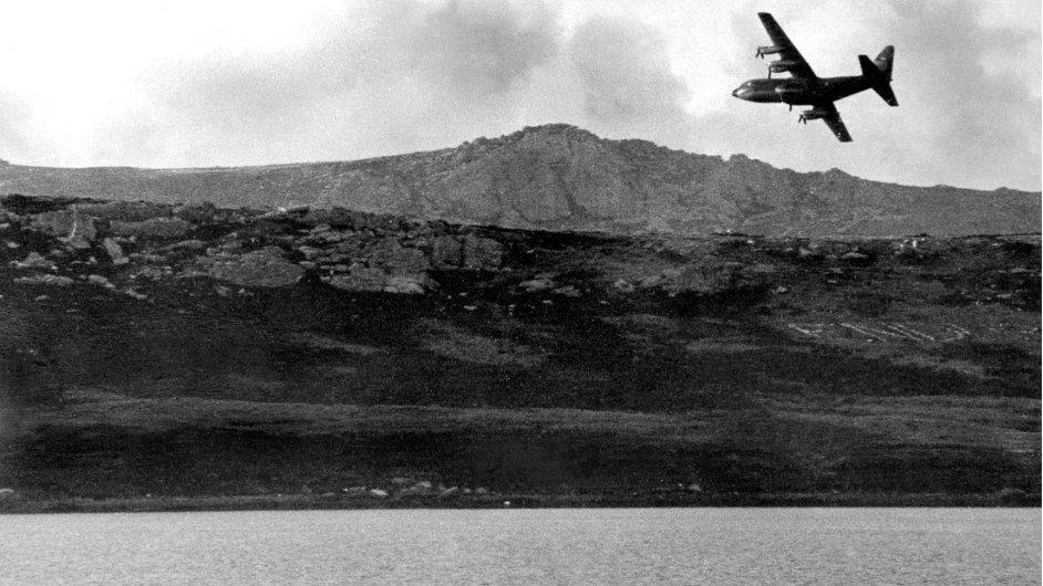 Falklandy, argentinská invaze 1982
