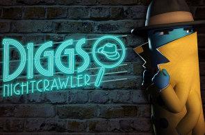 Diggs Nightcrawler a případ rozbitého vajíčka: Zábavná herní detektivka ve stylu film noir