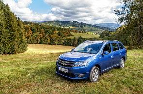 Dacia začala prodávat vozy vybavené automatizovaným řazením. Otestovali jsme kombík Logan MCV