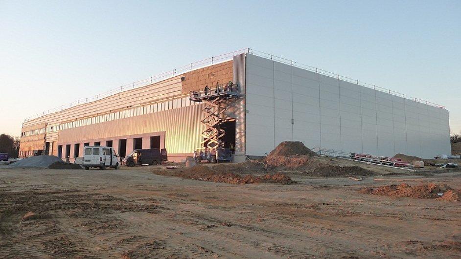 IKEA bude prvním nájemcem nové fáze logistického parku developera Segro u Hostivic