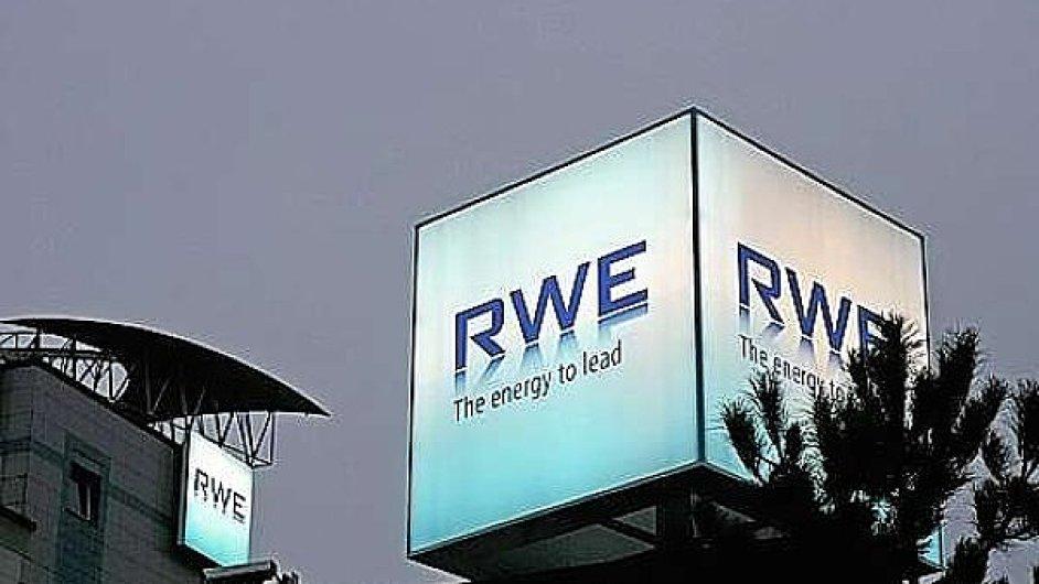 RWE, energie