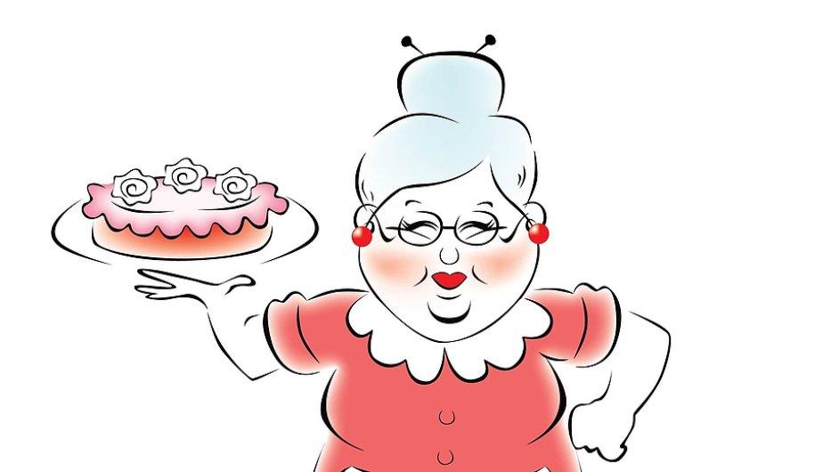 Babička a její vynikající koláč