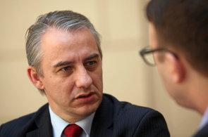 Odborový předák Josef Středula se domnívá, že vše nahrává tomu, aby se platy zvedly.