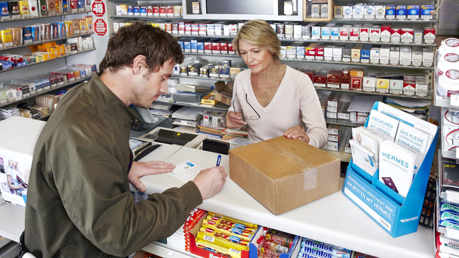 Zákazníci si chtějí vyzvedávat zásilky z e-shopů ve svém městě, a to i o víkendech