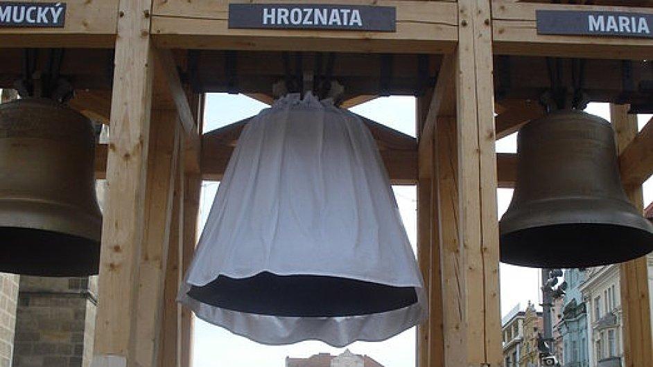 Do Plzně se díky veřejné sbírce vrací zvony, které za války zničili nacisté
