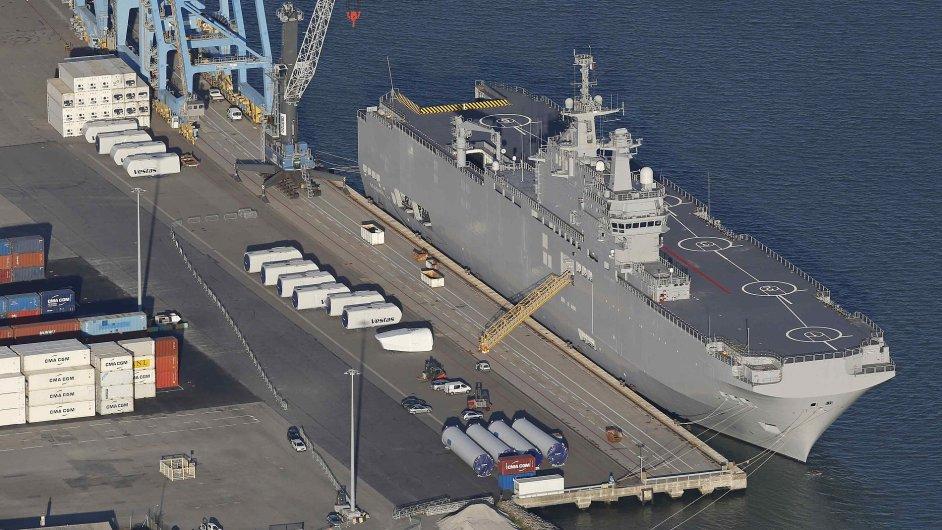 Válečná loď Vladivostok