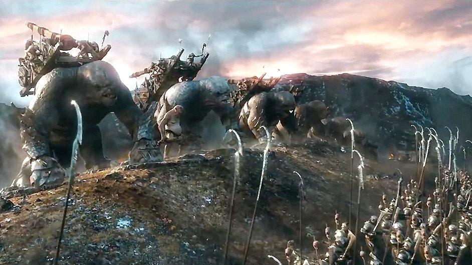 Třetí díl Hobita přijde do českých i slovenských kin 11. prosince.