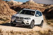 Nov� design kop�ruje styl v�t��ho BMW X5. Ob� SUV jsou si tak velmi bl�zk�.