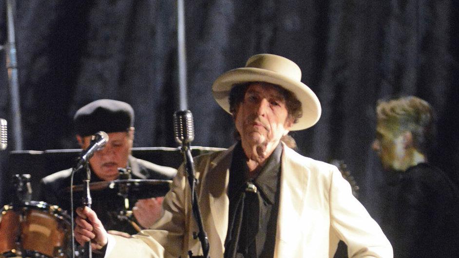 Svoji novou desku vydal Bob Dylan tento týden.