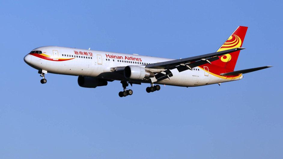 Boeingem do Číny. Česko se v září dočká přímého spojení s Čínou. Metropole obou zemí propojí Boeingem 767 Hainan, jedny z nejlepších aerolinií světa.