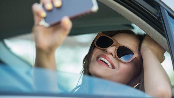 selfie bude autorizovat platby