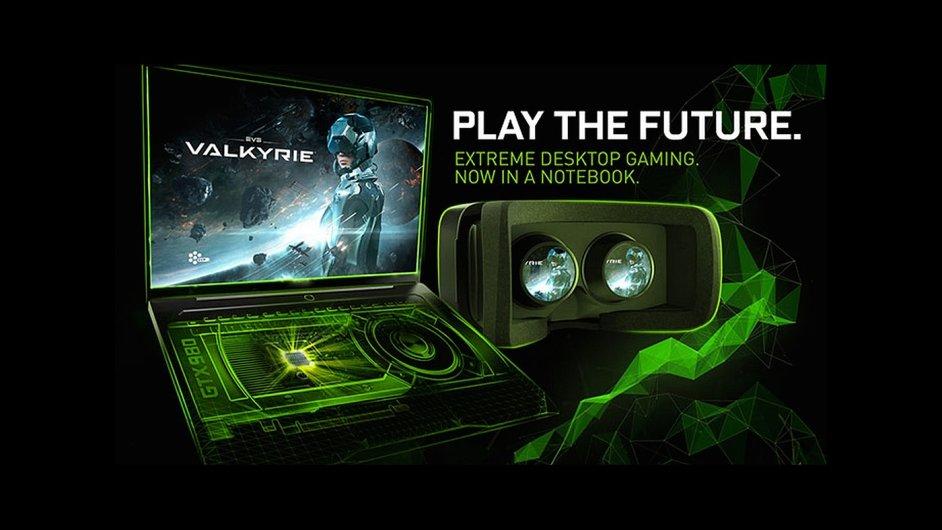 Nvidia GTX 980 pro notebooky