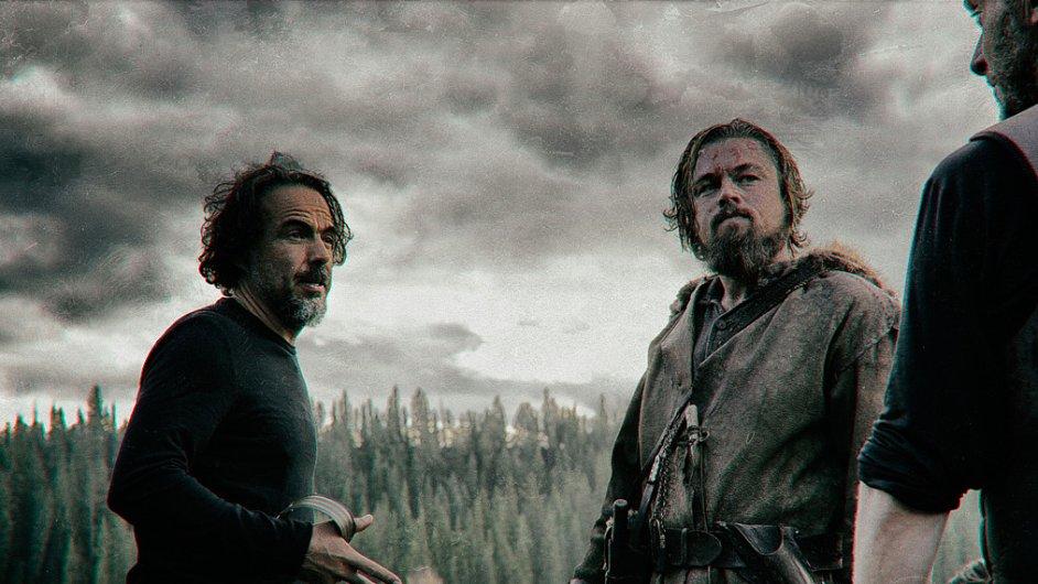 Film Zmrtvýchvstání Revenant vstoupí do českých kin 14. ledna 2016.