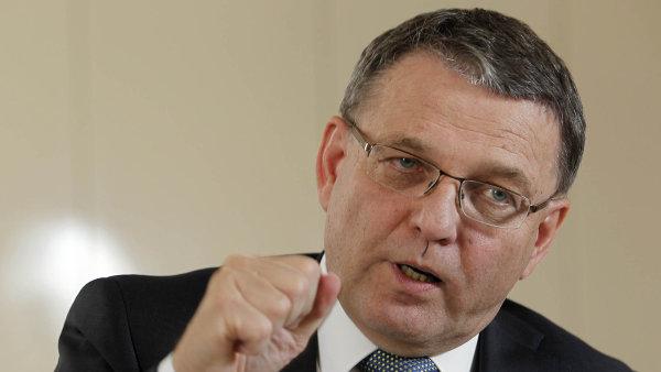 Lubomíru Zaorálkovi se nelíbí přístup Čechů k Evropské unii.