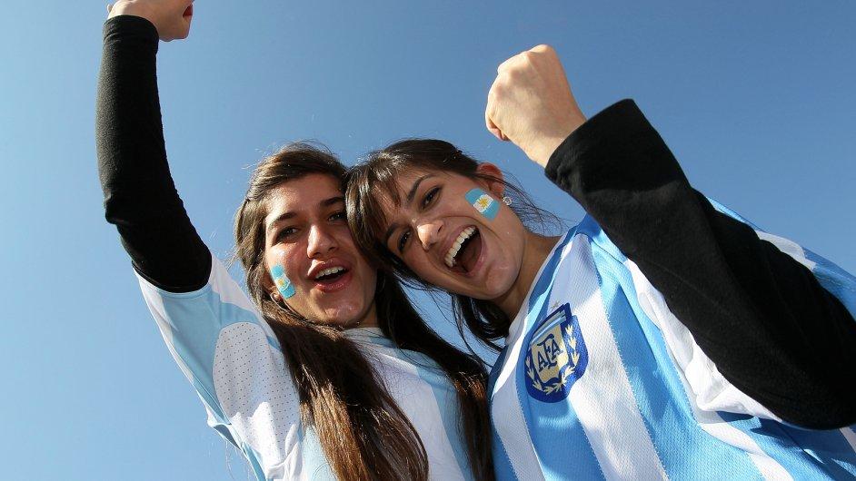 Argentinci měli v poslední době radost hlavně z fotbalu, teď ji chtějí mít i ze své ekonomické situace.