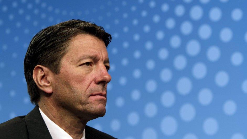 Šéf skupiny Henkel Kasper Rorsted míří do vedení společnosti Adidas.