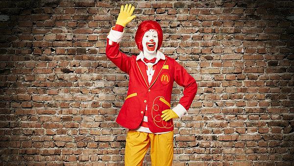 McDonald's - ilustra�n� foto