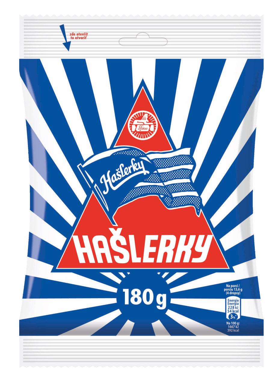 Retro - Hašlerky