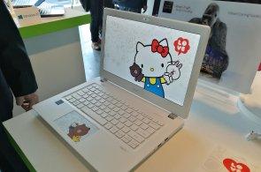 Acer chce, aby si lidé počítače zase užívali. Pomoci má i chytrý cyklopočítač s kamerou
