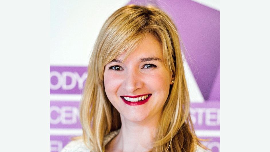 Alžběta Houzarová, ředitelka PR a komunikace společnosti Google pro Česko a Slovensko