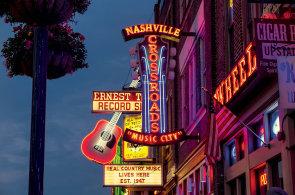 Moje víkendová cesta: Nashville je pravé jižanské muzikantské město