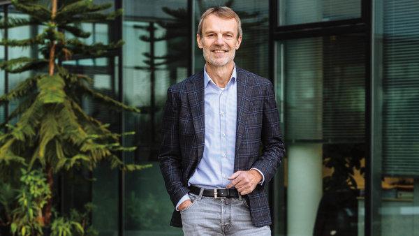 Jiří Kysela, šéf firmy Dell Computer