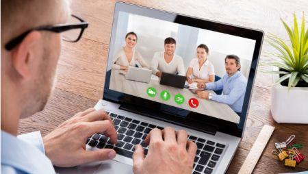 Online MBA studium je stále častější formou výuky.