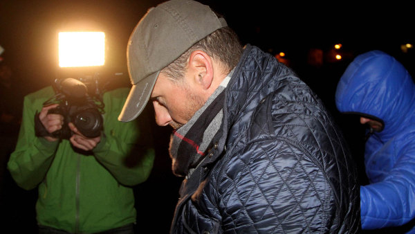 Zadržený podnikatel Daniel Ježek z kauzy ROP Severozápad