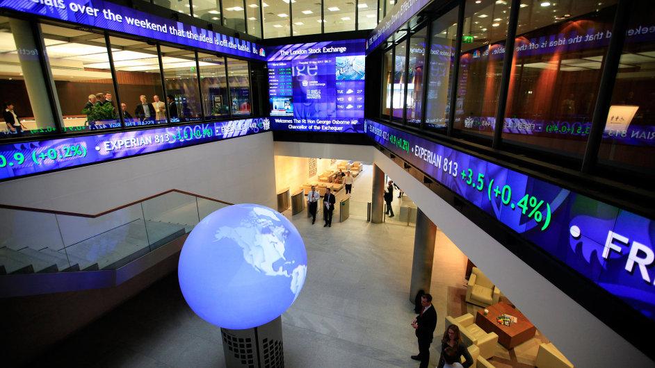 Londýn (London Stock Exchange)