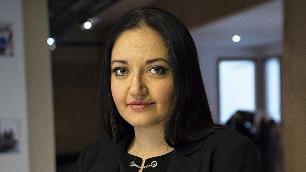 Miroslava Zelenáková, Country Manager slovenské pobočky cestovní agentury ASIANA