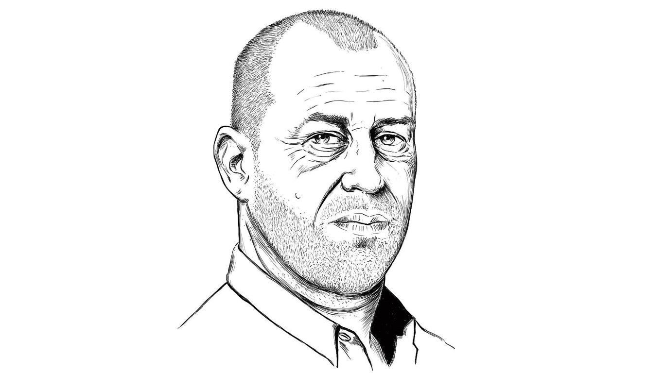 Dalibor Martínek, šéfredaktor