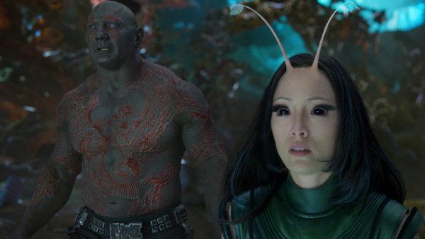 Druhý díl Strážců Galaxie pokračuje vpřetváření bizarních outsiderů vnejoblíbenější postavy Hollywoodu.