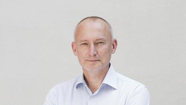 """""""Dobrý design prodává"""" tvrdí managing partner Dynama Michal Richtr."""