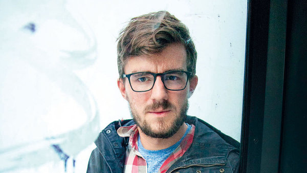 Janek Rubeš, reportér, Stream.cz