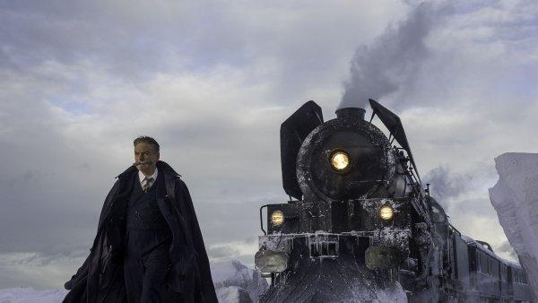 Vraždu v Orient-expresu začnou česká kina promítat příští čtvrtek 9. listopadu.