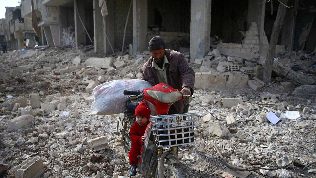 Sýria, Ghúta