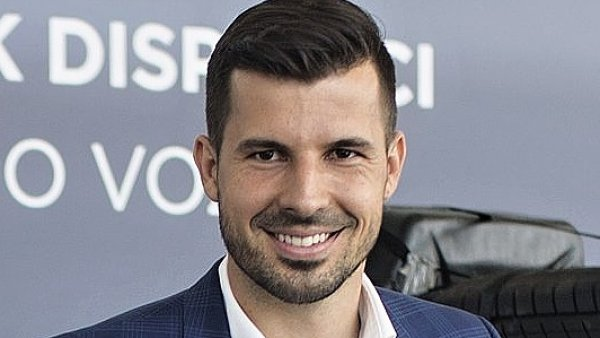 Stanislav Gálik, výkonný ředitel inovací společnosti AAA AUTO