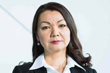 Aigul Temirova, Managing Director of the 3M Central Region