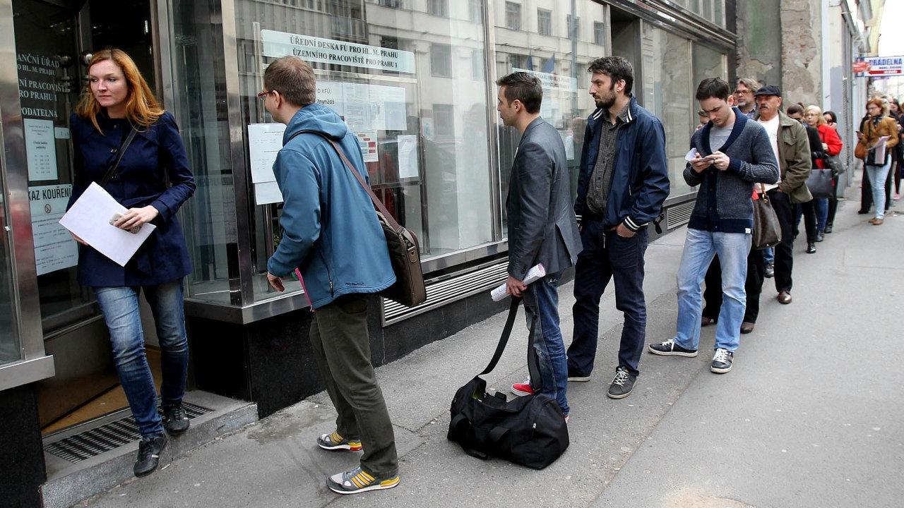 Podnikatelé by uvítali méně nutného úřadování. Ilustrační foto.