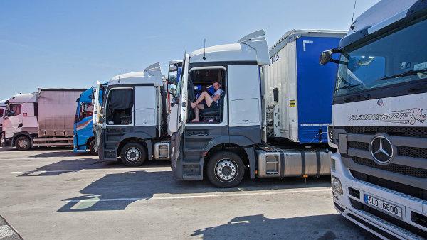Řidiči kamionů nejsou.