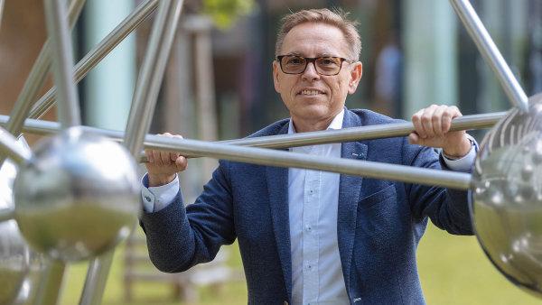 Generální ředitel tuzemské pobočky DXC Technology Bedřich Max Luft