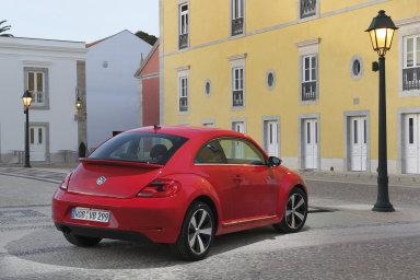 Volkswagen přestane vyrábět slavného Brouka.