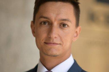 Jiří Kostka, analytik Komerční banky