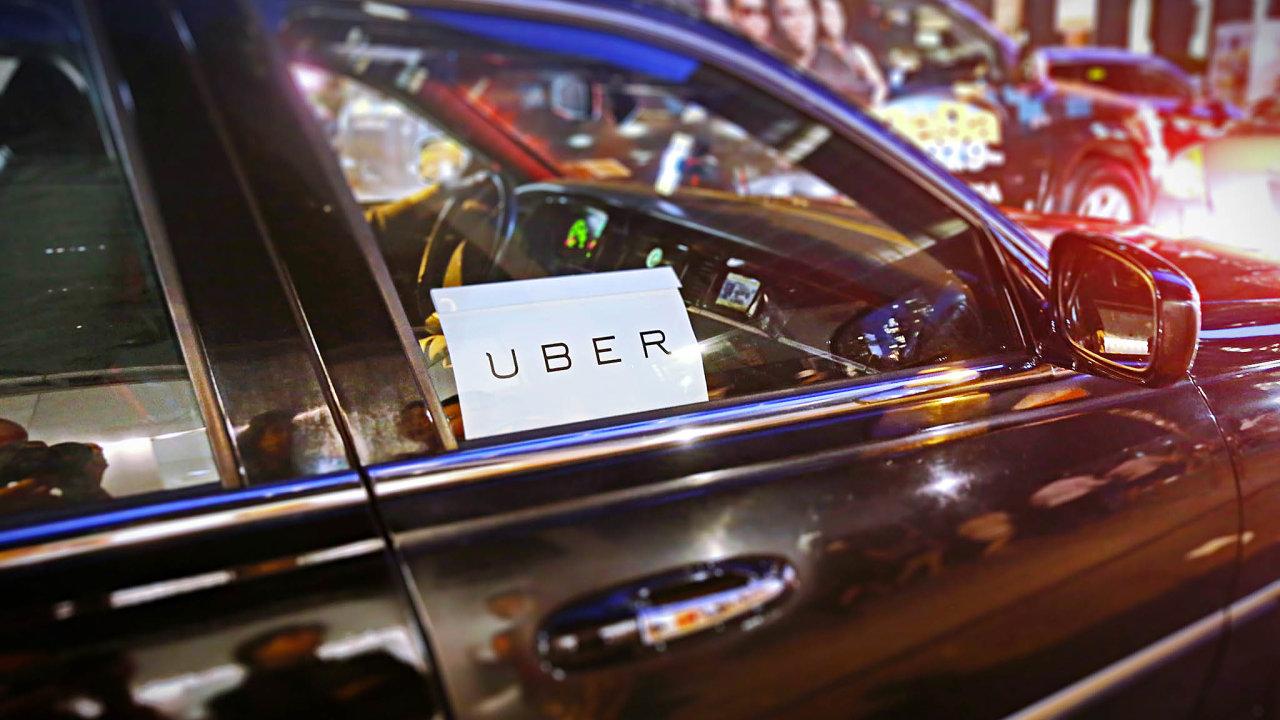 Primární veřejná nabídka (IPO) Uberu bude největší od doby, kdy své akcie nabídl v roce 2014 čínský internetový prodejce Alibaba.