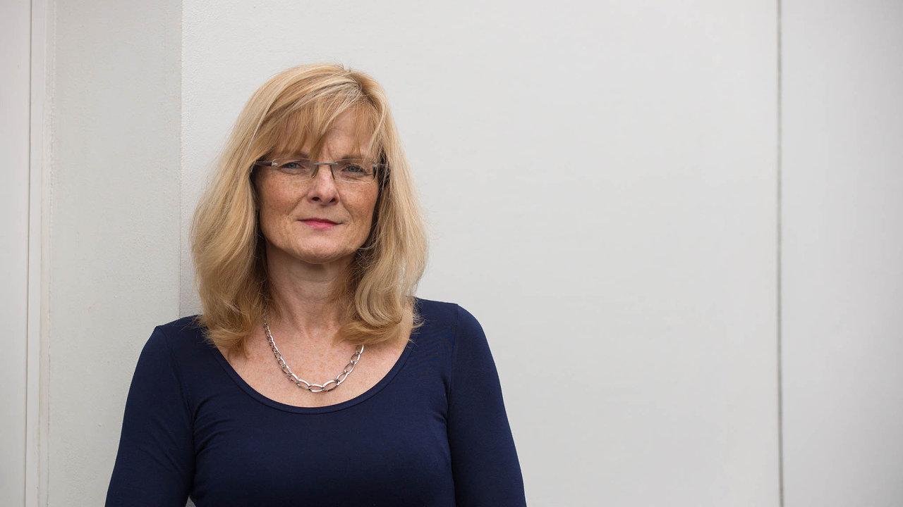 Jana Hrabětová, šéfredaktorka RealityMIX magazínu