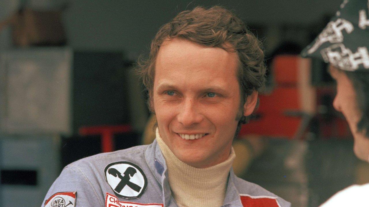 3x Niki Lauda