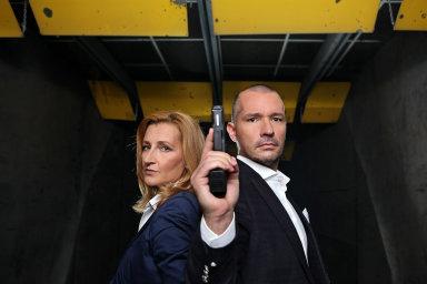 Daniela Drtinová a Martin Veselovský