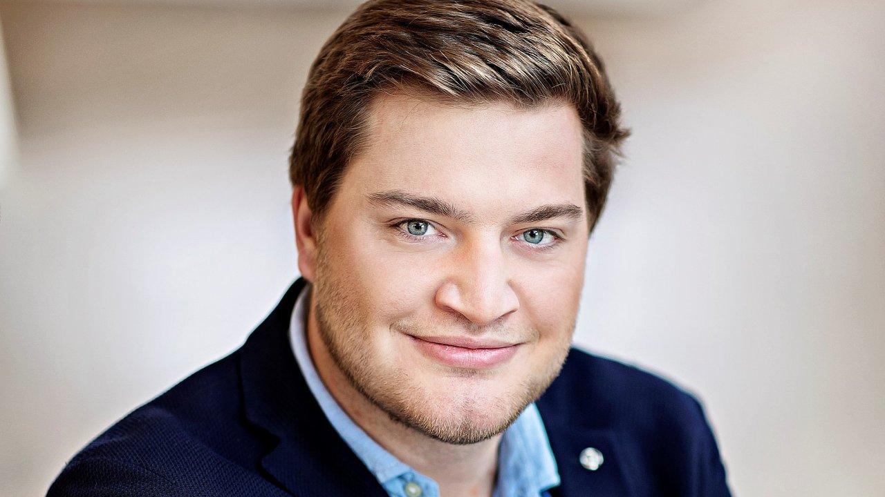 Pavel Jína, PR manažer a tiskový mluvčí značky ŠKODA AUTO pro český trh