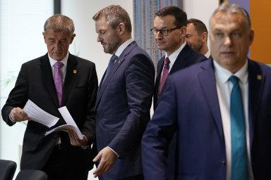 EU nemá nový rozpočet, lídři členských zemí se na něm ani po víc než 24 hodinách jednání nebyli schopni domluvit.