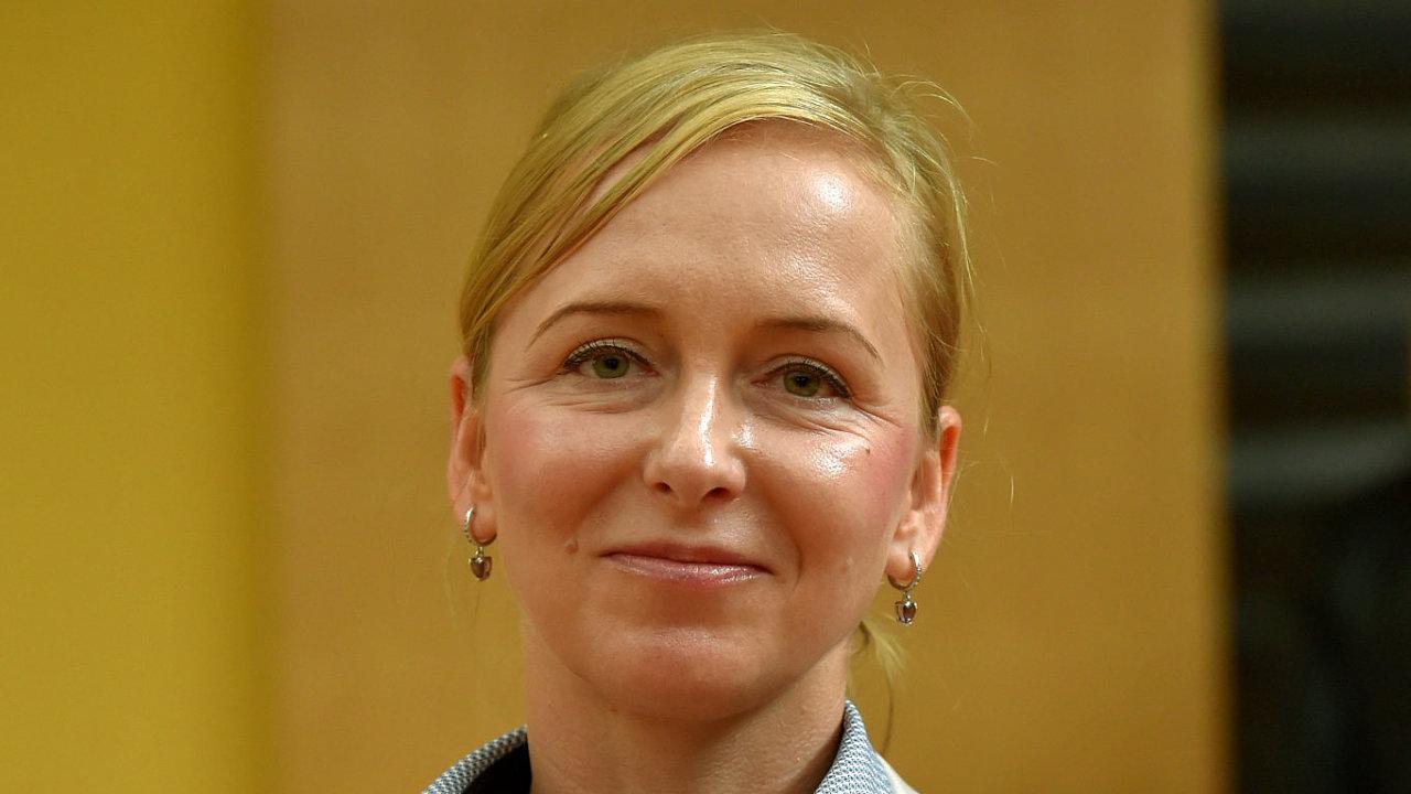 Karla Maříková, poslankyně SPD.